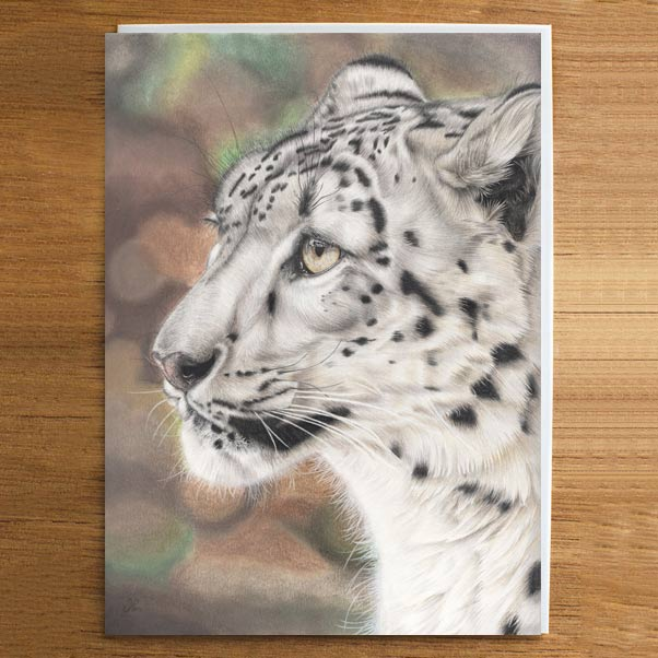 British Wildlife - Serenity Greeting Card
